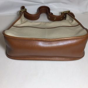 Coach Bags - Coach Legacy Vintage Canvas and Leather Bag